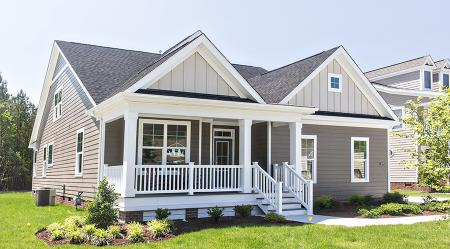 Riverview at The Preserve: Model Home Is Now Open